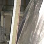 Uspravljanje ECO-SANDWICH zidnog panela