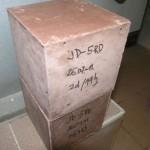 Uzorci za ispitivanje tlačne čvrstoće betona
